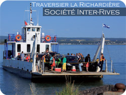 Traversier la Richardière