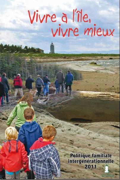Affiche politique familiale 2011 (Auteur : Lucille Vien)